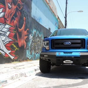 FORD F-150 ELITE BUMPER PROLINE 4WD EQUIPMENT 4X4 OFFROAD